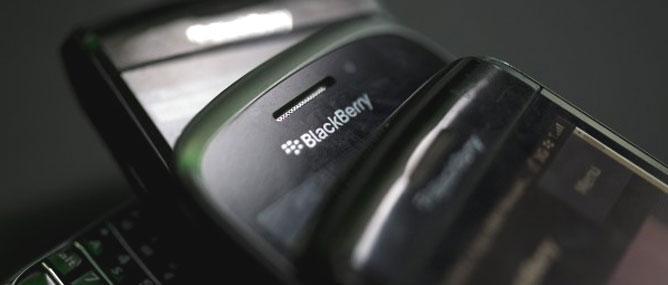 Ứng dụng thậm tệ đã giết chết BlackBerry