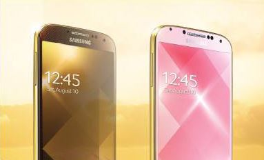 Cạnh tranh với iPhone 5s, Samsung ra thêm Galaxy S4 màu vàng