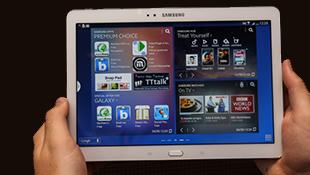 Galaxy Note 10.1 2014 Edition giá 11,6 triệu, đắt hơn iPad 4