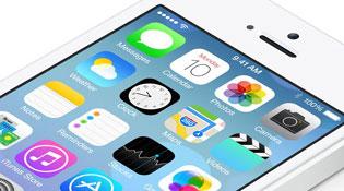 Nhiều người dùng iOS 7 than buồn nôn, chóng mặt
