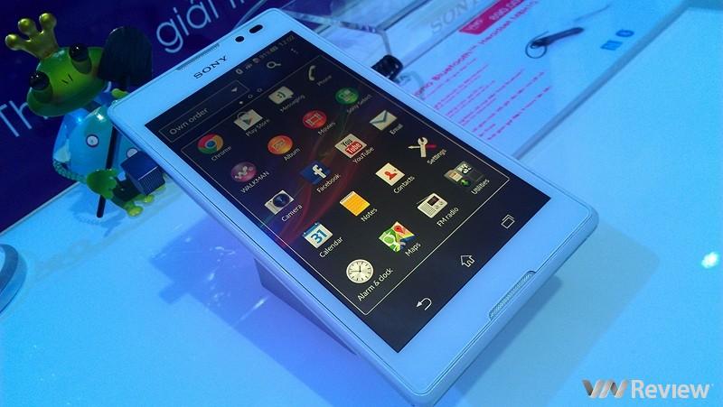 Sony Xperia Z1 có giá 17 triệu đồng, bán ra vào 4/10 tại Việt Nam