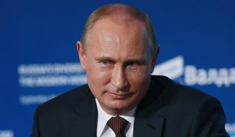 Ông Putin sẽ chiến đấu chống các thây ma