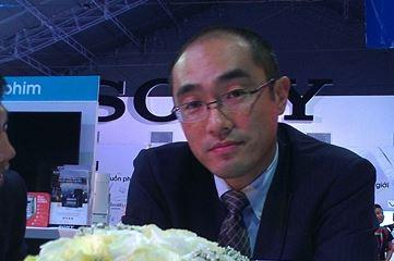Phỏng vấn Sony Electronics Việt Nam