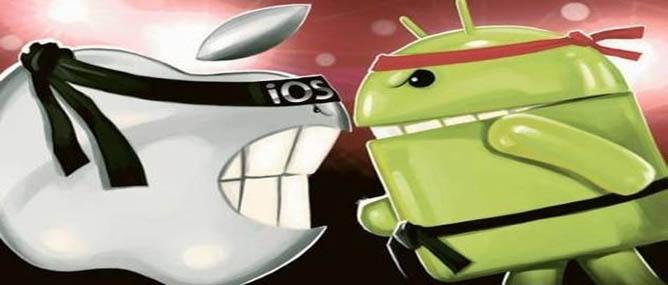 12 lý do Android vẫn tốt hơn iOS 7