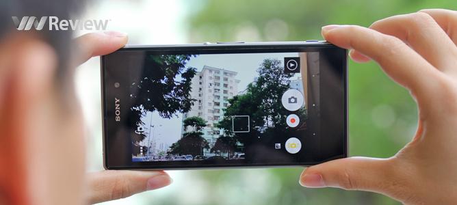 Chụp thử camera 20.7MP của Sony Xperia Z1