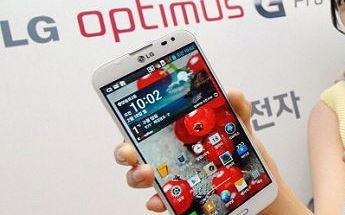 LG G Pro Lite Dual: 2 SIM, full HD 5.5 inch, cảm biến BSI?