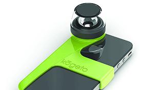 """10 """"đồ chơi"""" biến iPhone thành máy ảnh DSLR"""