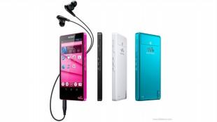 Sony ra máy nghe nhạc Walkman 128 Gb chạy Android