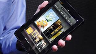 Kindle Fire đã dùng được Android 4.0