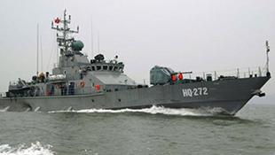 Ngắm các tàu chiến tối tân do Việt Nam tự đóng