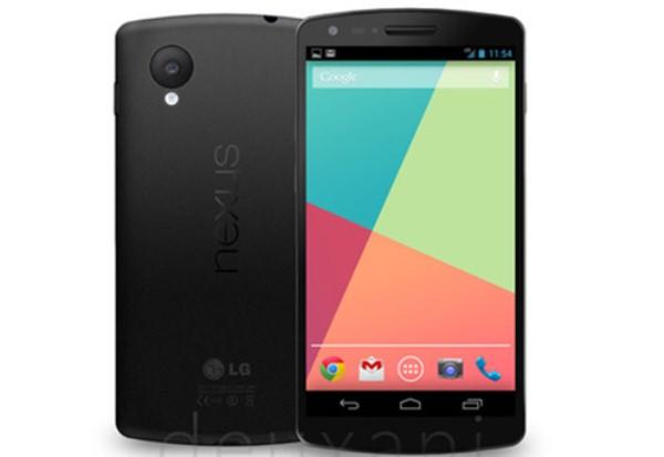 Nexus 5 bị lộ đầy đủ thông tin cấu hình