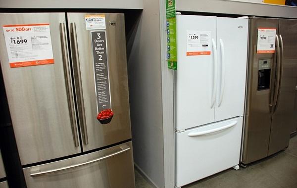 Mua tủ lạnh side-by-side hay tủ lạnh cửa Pháp?