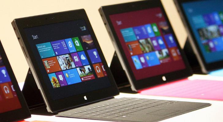 Vì sao Surface không thể sánh ngang với iPad?