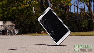 Galaxy Note 3 tan nát sau màn thử độ bền