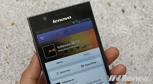 Đánh giá Lenovo K900