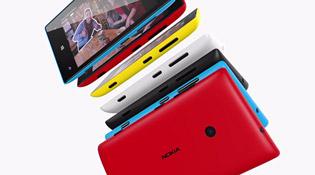 """Nokia Lumia 520 sắp có hậu duệ là Lumia 525 """"Glee"""""""