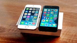 Giá iPhone 5S xách tay giảm đến 10 triệu đồng