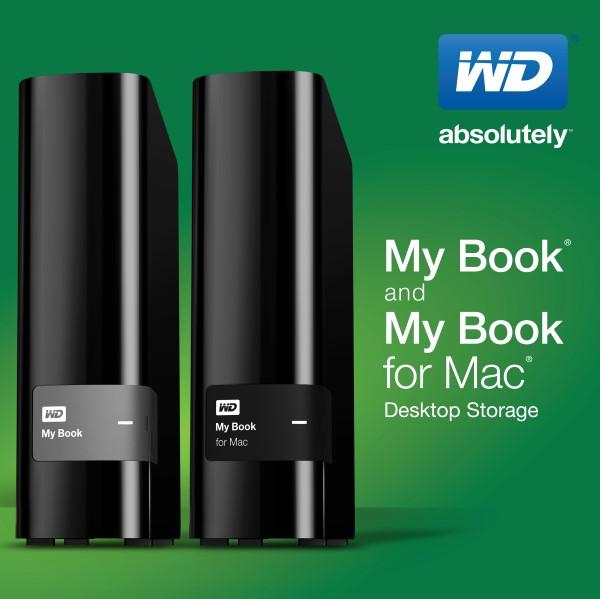 WD ra mắt dòng ổ cứng ngoài mới