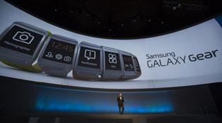 Đồng hồ thông minh Galaxy Gear sẽ kết nối với TV