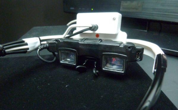 Trải nghiệm Intelligent Glass, đối thủ nặng ký của Google Glass