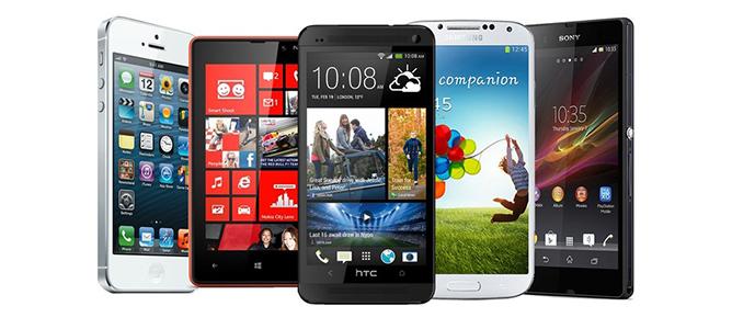 Điểm danh những smartphone tốt nhất trên thế giới