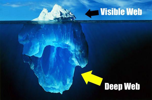 """Deep Web - """"thế giới ngầm"""" trong lòng internet"""
