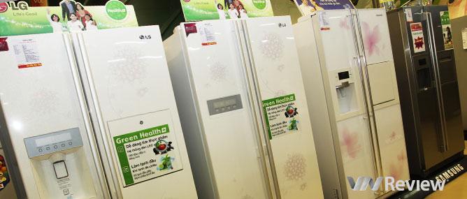 Mua tủ lạnh side-by-side cần lưu ý những gì?