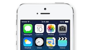 Khắc phục 5 lỗi cơ bản trên iOS 7
