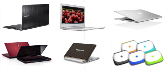 Top 10 laptop sexy nhất thế giới
