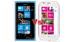 Nokia ra mắt hai Windows Phone đầu tiên: Lumia 800 và Lumia 710