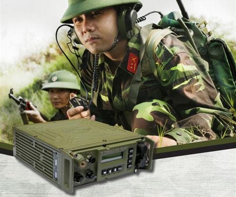 Viettel mở rộng sản xuất thiết bị quân sự