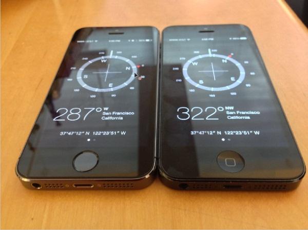iPhone 5s dính lỗi nghiêm trọng với cảm biến chuyển động