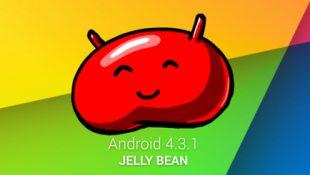 Bản cập nhật Android 4.3.1 bất ngờ xuất hiện