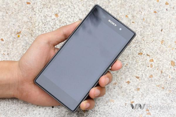 Đánh giá nhanh Sony Xperia Z1
