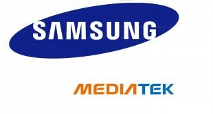 Samsung dự định dùng chip của MediaTek cho smartphone