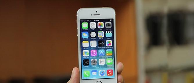 Tăng tốc iOS 7 trên iPhone và iPad cũ