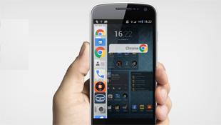 """5 phút để """"độ"""" dế Android trở nên trong suốt"""