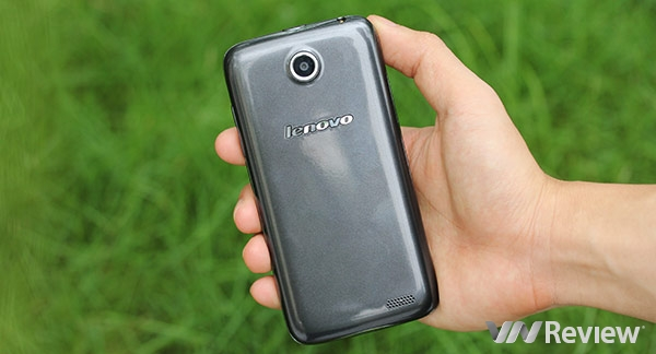 Đánh giá điện thoại Lenovo A516