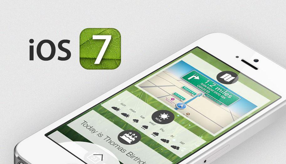 7 cải tiến cần thiết cho iOS 7 tươi ngon