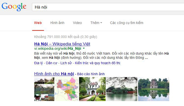 15 độc chiêu tìm kiếm với Google