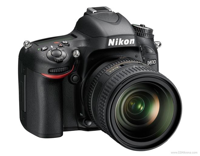 Nikon công bố máy ảnh D610 full-frame tầm trung, kế thừa D600