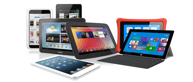 Những tablet tốt nhất trên thị trường hiện nay