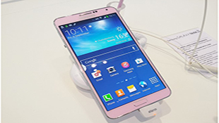Galaxy Note 3 từng có máy quét vân tay