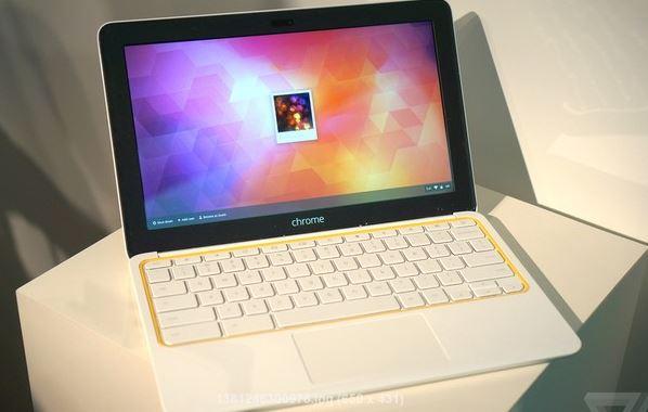 Google hợp tác HP ra mắt Chromebook 11, tiết kiệm pin, giá tại Mỹ gần 6 triệu
