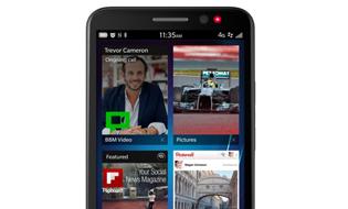 BlackBerry Z30 màn hình 5 inch có giá 14 triệu đồng tại Việt Nam