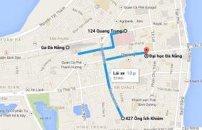 Google Maps cập nhật tính năng chỉ đường cho nhiều điểm đến