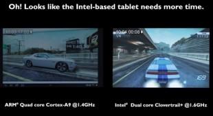 """ARM """"dìm hàng"""" Intel trong video clip mới"""