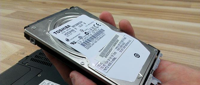 Tư vấn lựa chọn và cách thay ổ cứng cho laptop