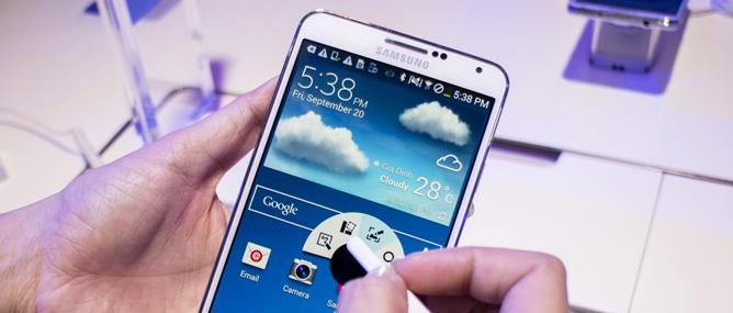 Bật tắt 6 tính năng hữu ích và vô dụng trên Galaxy Note 3