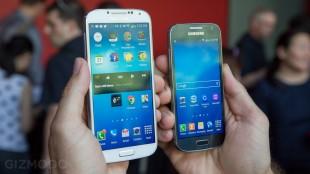 """Sức mua smartphone Android mini yếu, vẫn """"cố đấm ăn xôi"""""""